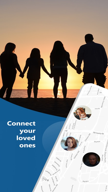 Nano GPS: Find Family &Friends