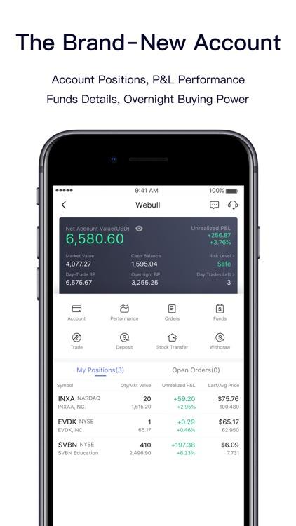 Webull: Invest & Trade Stocks