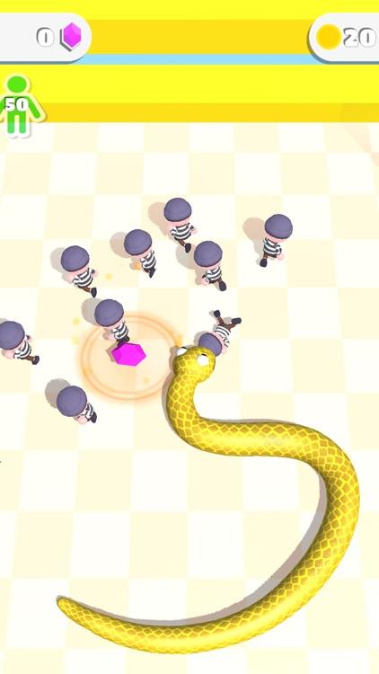 Snake Master 3D screenshot-4