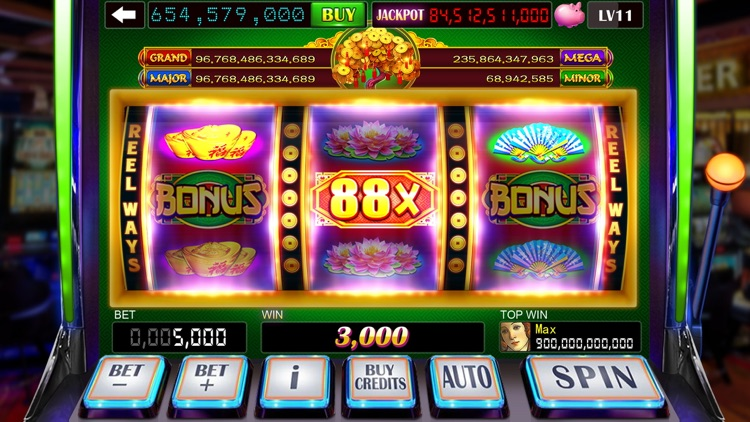Classic Casino Slots Games screenshot-6