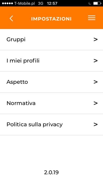 Screenshot for Parrocchia Mobile in Viet Nam App Store