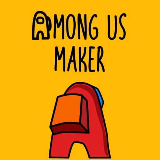 Among Us Maker Skin icon