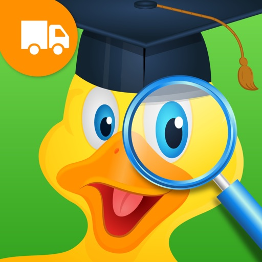 Where's The Duck? School