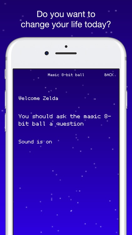 Magic 8 bit 8 ball screenshot-4