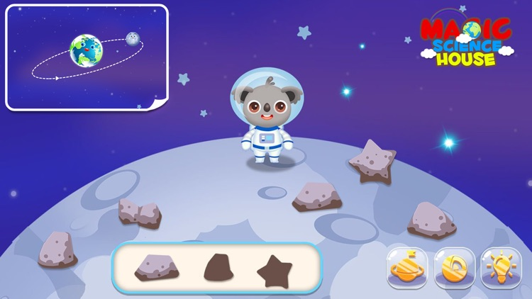 Space & the Solar System Lite screenshot-4