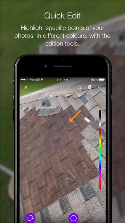 PHOTO iD - Home Inspection App screenshot-5