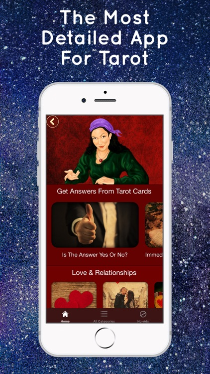 Tarot Card Reading & Horoscope screenshot-0