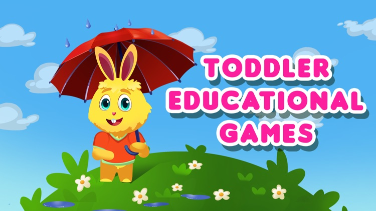 Toddler learning games for 3+