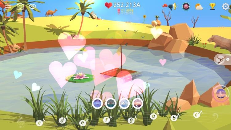 My Oasis: Relaxing Clicker App screenshot-4