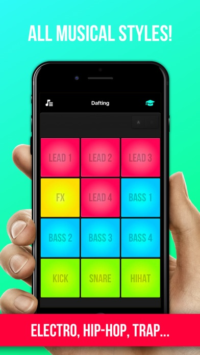 Beat maker pro - Drum Pad app image