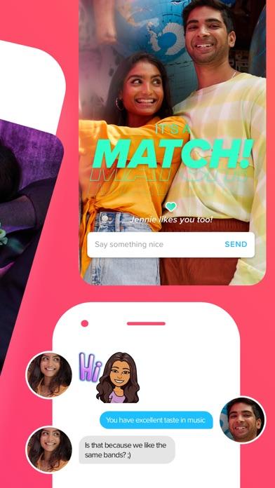 Tinder - Dating & Make Friends Screenshot