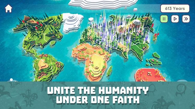 God Simulator. Religion Inc. screenshot-6
