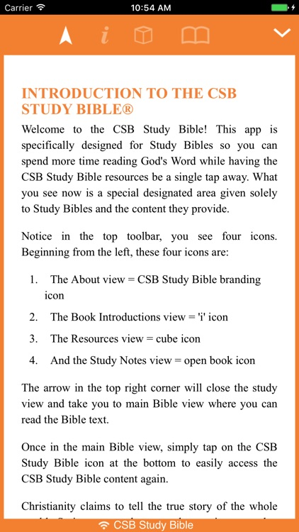 The CSB Study App screenshot-2