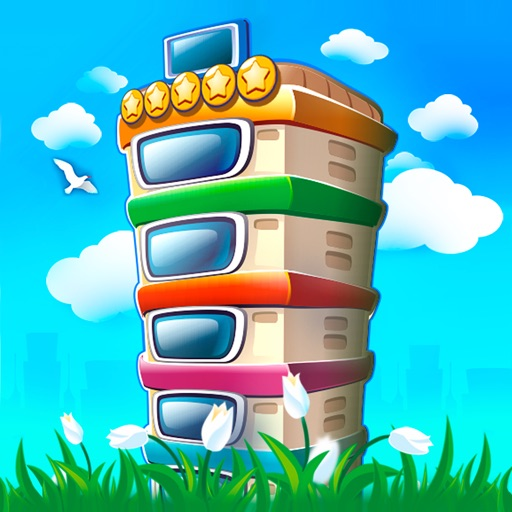 Pocket Tower -Tiny Metropolis