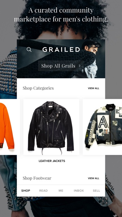 Download Grailed for Pc