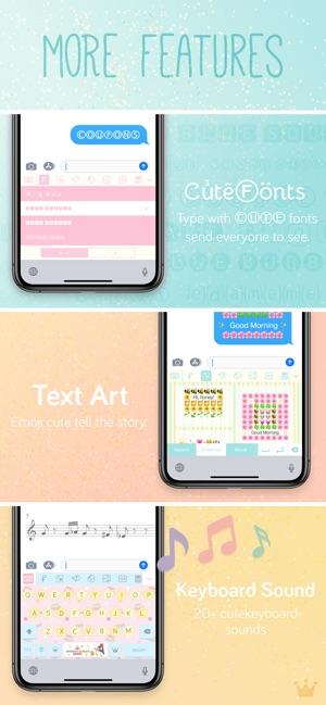 Pastel Keyboard - VIP Premium on the App Store
