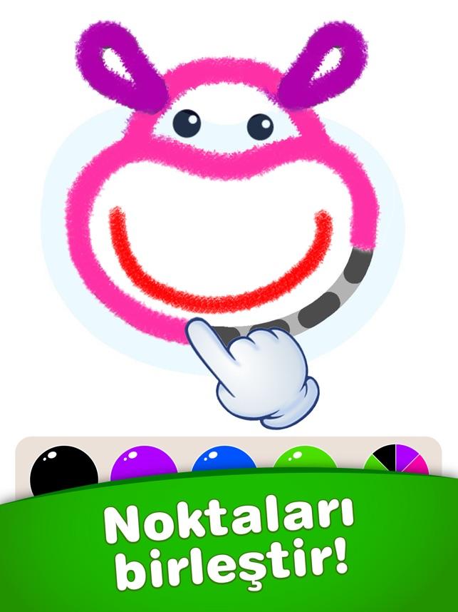 Bebek Boyama çocuk Oyunları 3 App Storeda