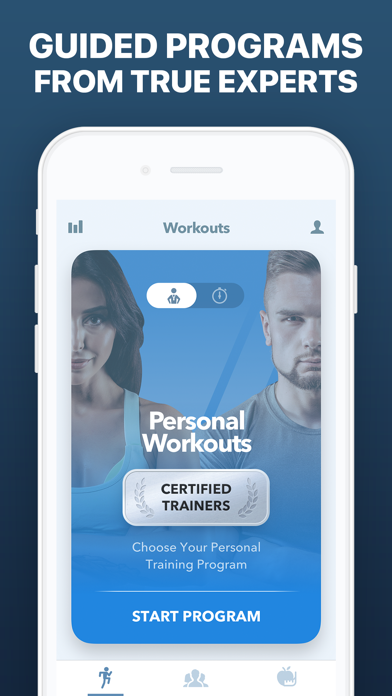 Fitness Workout by GetFit Screenshot