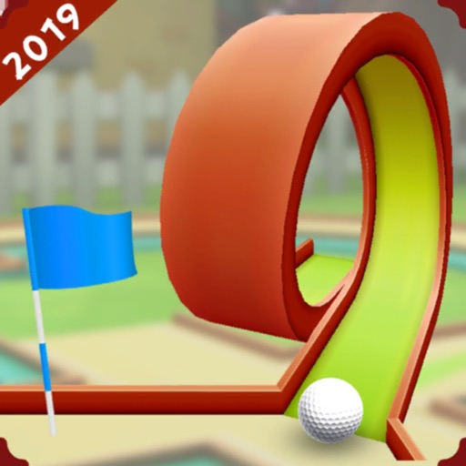 Mini Golf 2019: Club Match Pro