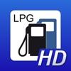 Gas Tanken für iPad (LPG)