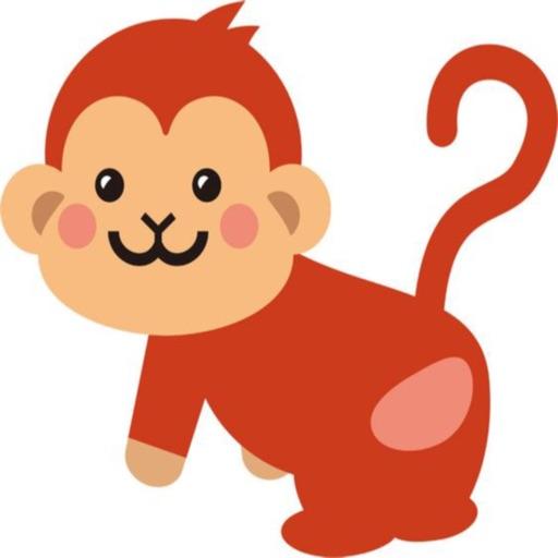 Angryお猿さんゲーム