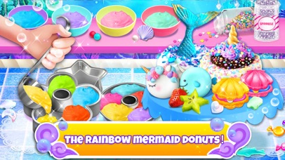 download Unicorn Chef: Mermaid Cooking