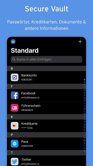Enpass Password ManagerScreenshot von 2