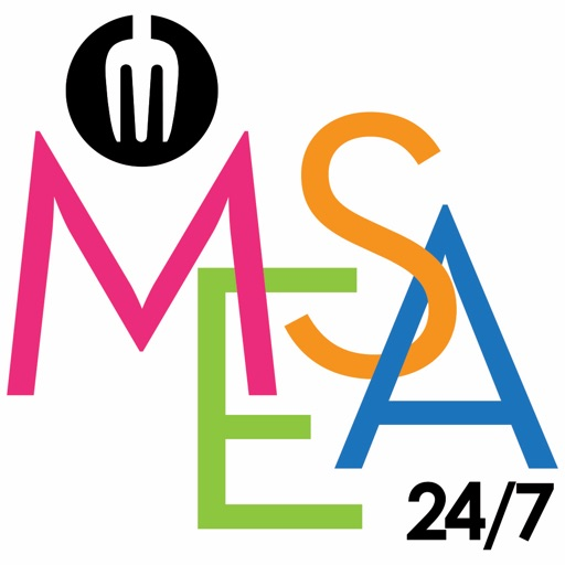 MESA 24/7 Restaurants Near Me