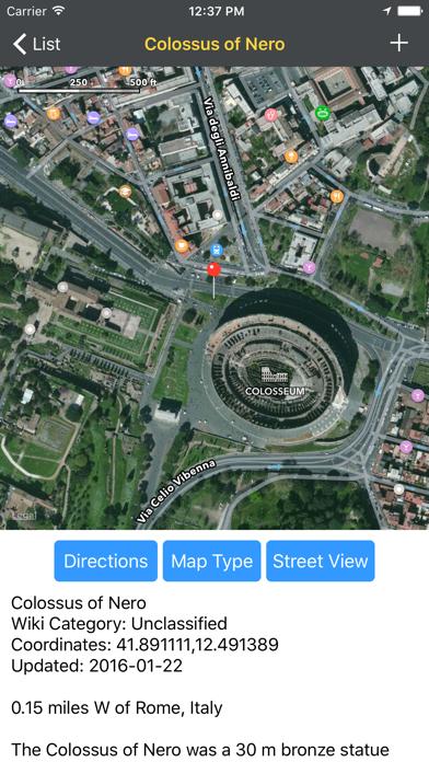 WikiPal West Europe Screenshots