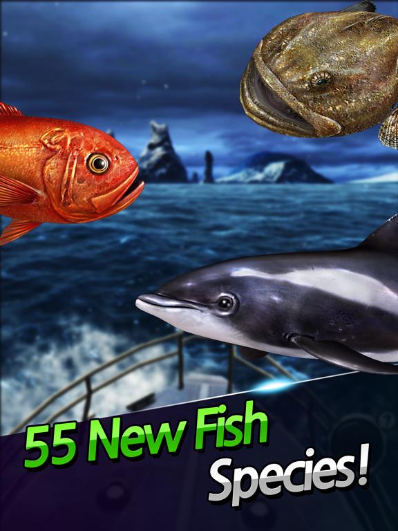 Скачать Улётный клёв: рыбалка в 3D