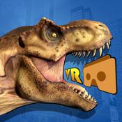 VR Jurassic - Dino Park Cardboard 360 Simulator icon
