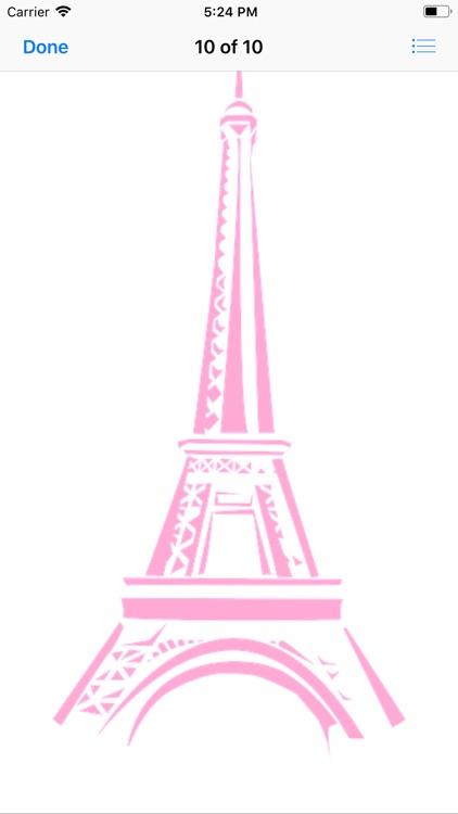 Eiffel Tower Paris screenshot-9