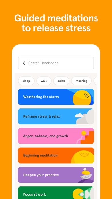 messages.download Headspace: Meditation & Sleep software