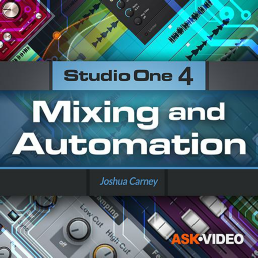 Mixing And Automation Course