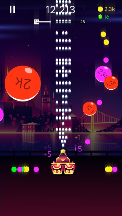 Blast Away: Ball Drop! screenshot 1