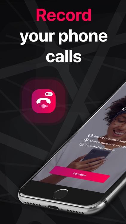 Call Recorder App screenshot-0