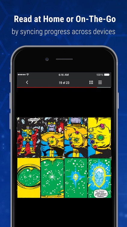 Marvel Unlimited screenshot-6