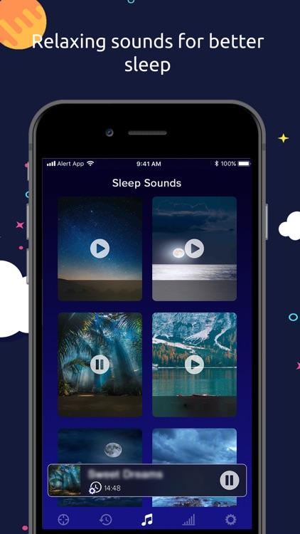Sleep Analysis - Sleeptic screenshot-3
