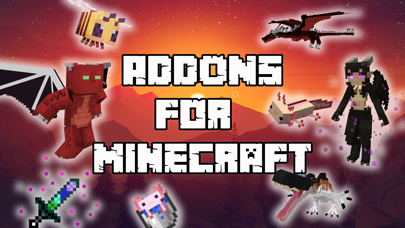 messages.download MCPE ADDONS FOR MINECRAFT PE . software