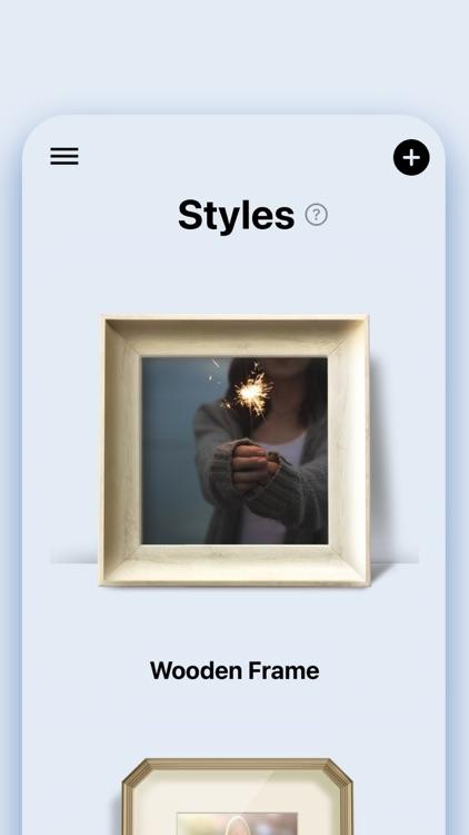 Engrave -My Photo Frame Widget screenshot-3