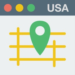 QuickMap USA