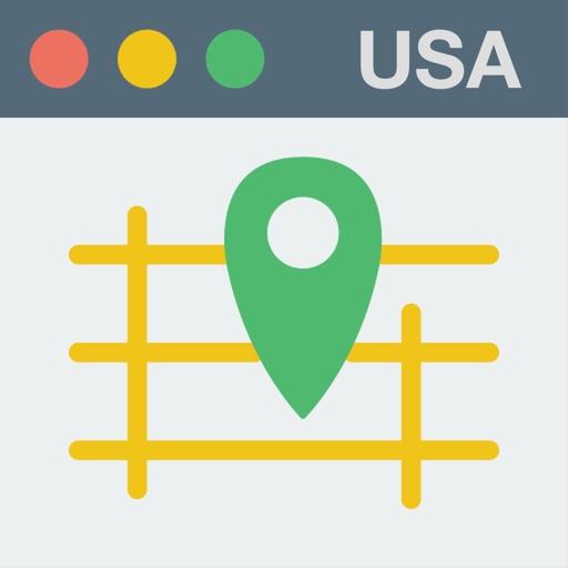 QuickMap USA