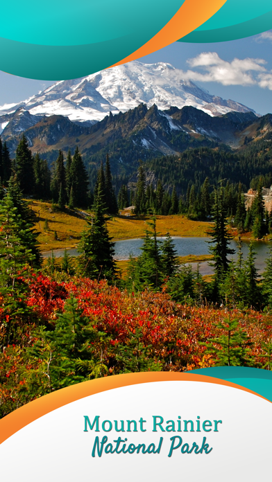 Mount Rainier screenshot 1