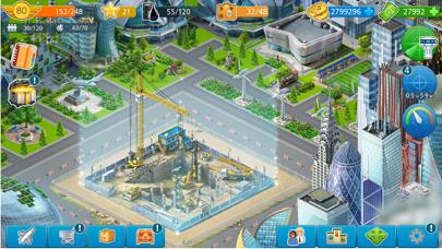 Airport City: 都市開発と空港シミュレーター ScreenShot2