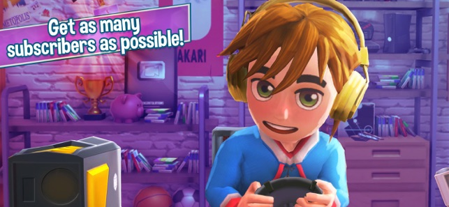 youtubers life game free online