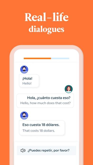 Babbel - Language Learning Screenshot