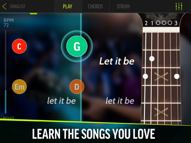 FourChords Guitar Songbook on the App Store