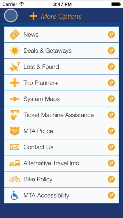 LIRR TrainTime screenshot-4