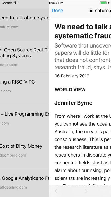 Hakkeri - readable Hacker News