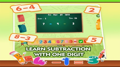 Math Subtraction Quiz Games